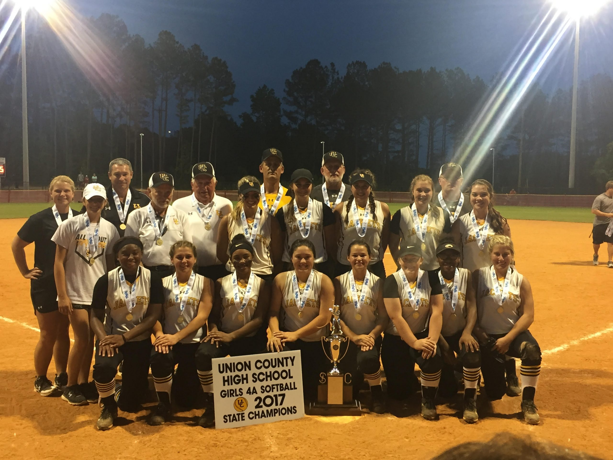 Union County state champs