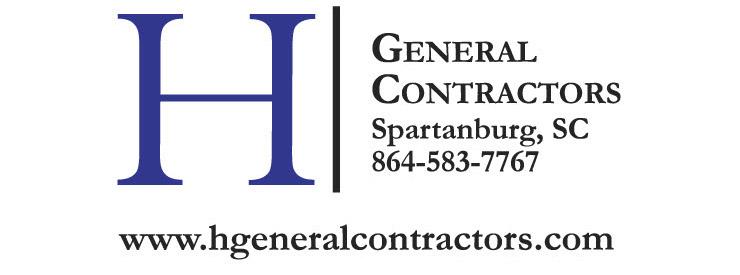 H General Contractors logo
