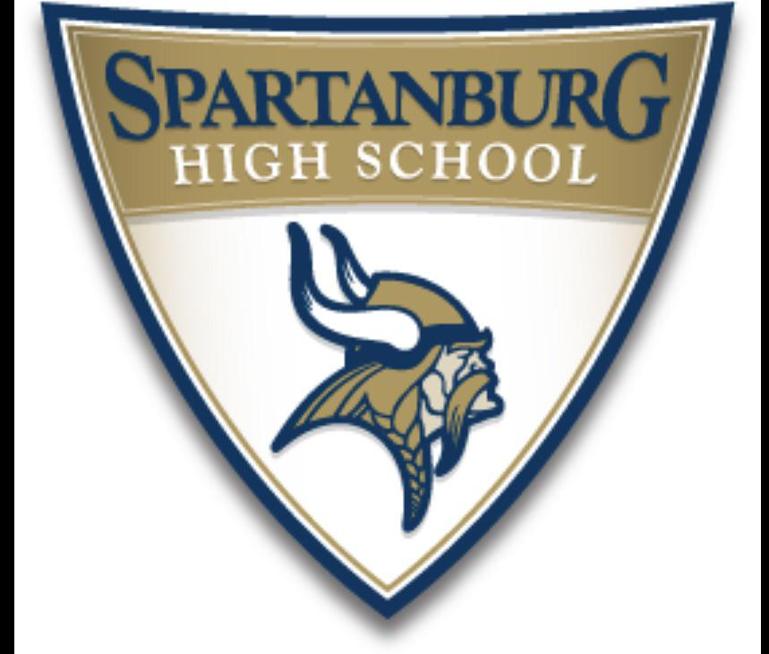 Large Spartanburg High School